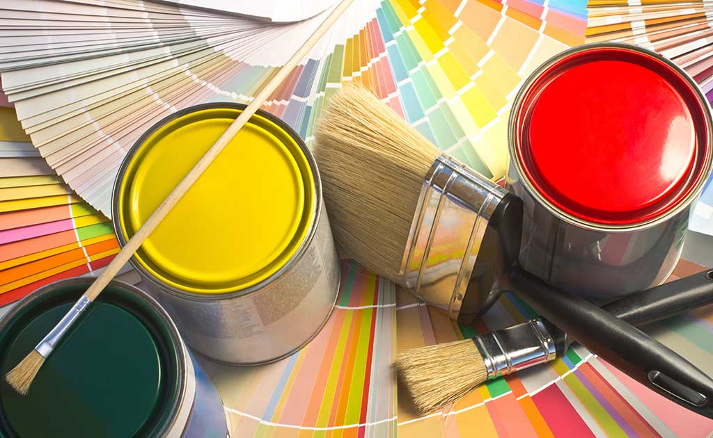 """Titanium Dioxide in Paint Industry: """"The perfect white"""" or """"The whitest White"""""""