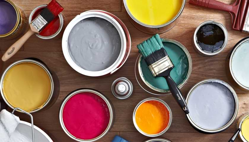 Graphene & Paints: New Horizons in the Paint Industry
