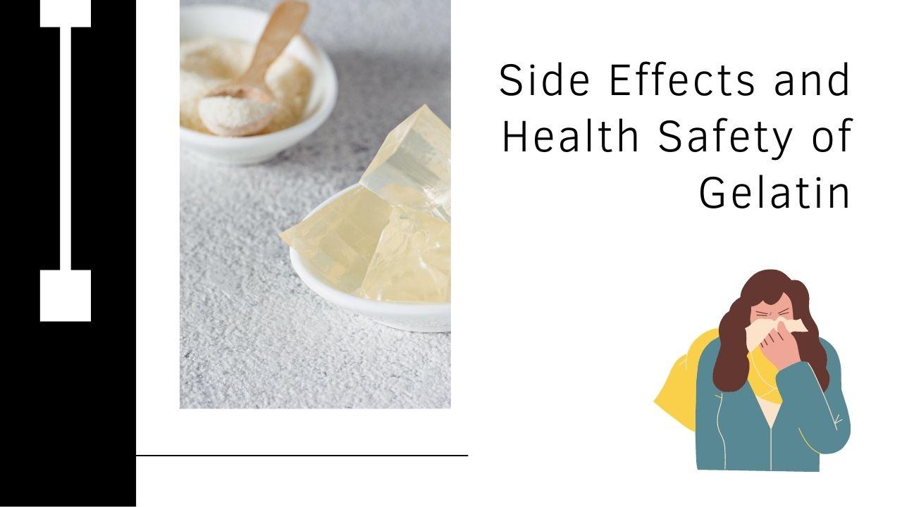 gelatin side effectss - blog banner